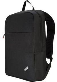 Czarny plecak na laptopa LENOVO
