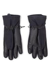 Czarna rękawiczka sportowa DC narciarska