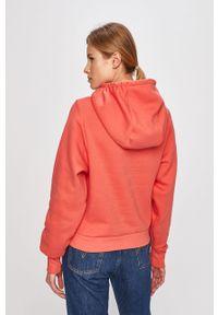 Bluza Reebok Classic z nadrukiem, z kapturem