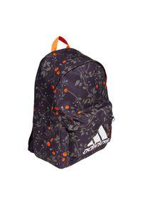 Adidas - Plecak adidas Classic GRA1 FS8333. Materiał: tkanina, poliester. Wzór: ze splotem, kolorowy. Styl: klasyczny, elegancki, casual
