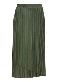 Zielona spódnica Soyaconcept klasyczna