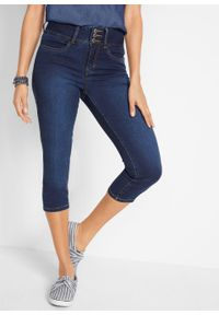 Niebieskie jeansy bonprix #6