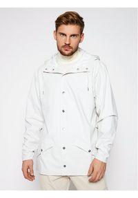 Szara kurtka przeciwdeszczowa Rains
