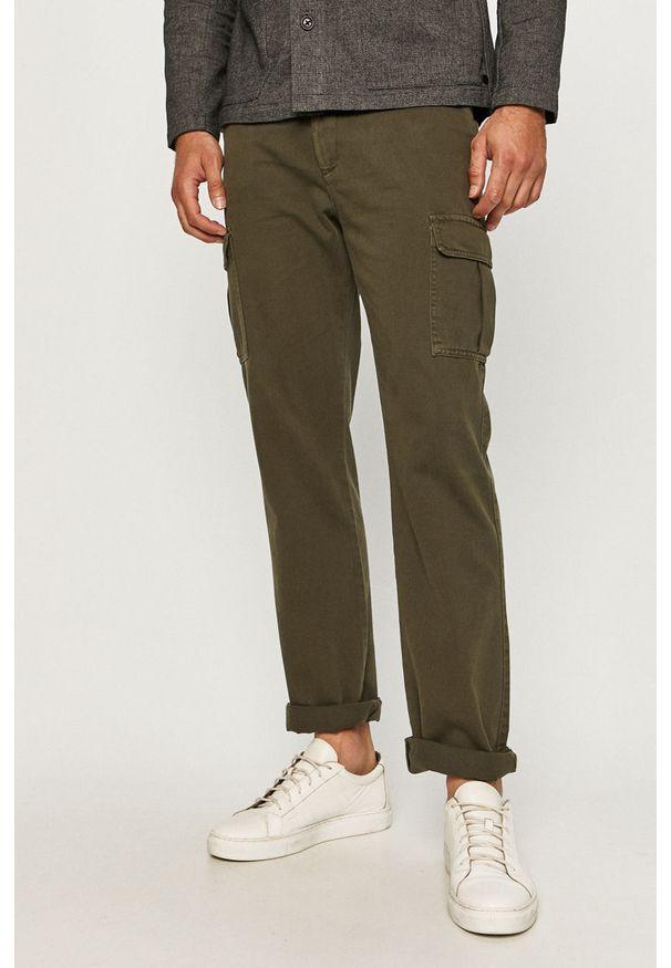 Zielone jeansy Dr. Denim