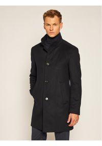 Niebieski płaszcz przejściowy JOOP! #6