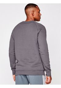 Adidas - adidas Bluza Essential Crew GN3411 Szary Regular Fit. Kolor: szary