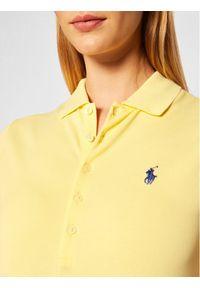 Żółta koszulka polo Polo Ralph Lauren polo #5