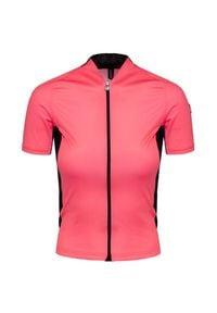Assos - Koszulka z krótkim rękawem damska ASSOS UMA GT. Materiał: skóra, materiał. Długość rękawa: krótki rękaw. Długość: krótkie. Sport: kolarstwo, fitness
