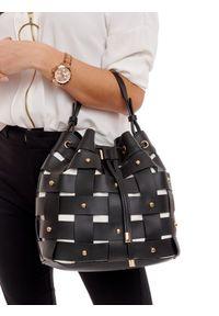 Czarna torebka Monnari klasyczna