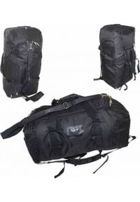 Adleys Duży plecak - torba podróżna na ramię 2w1 TB931