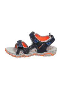 Niebieskie sandały Badoxx klasyczne