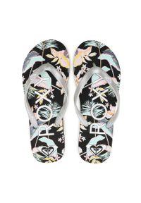 Klapki damskie Roxy Tahiti VII ARJL100869. Okazja: na spacer, na plażę. Sezon: lato, wiosna. Styl: elegancki