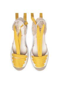 Beżowe sandały Vidorreta na co dzień #8