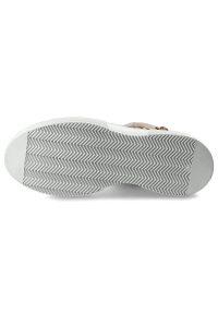 Carinii - Sneakersy CARINII B7051_-R25-R30-000-E41 Beż. Kolor: beżowy