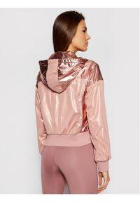 Różowa kurtka przejściowa Liu Jo Sport sportowa