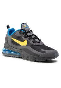 Czarne buty sportowe Nike na co dzień, z cholewką, Nike Air Max