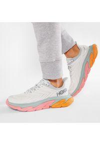 Szare buty do biegania Hoka One One