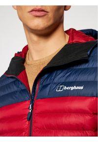 Berghaus Kurtka puchowa Vaskye 4A000768CZ9 Czerwony Regular Fit. Kolor: czerwony. Materiał: puch