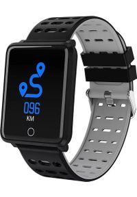 Szary zegarek Frahs smartwatch