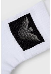 Emporio Armani Underwear - Skarpetki (2-pack). Kolor: biały