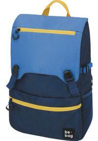 Niebieski plecak Herlitz