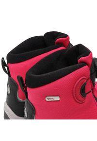 Reima - Śniegowce REIMA - Orm 569434 4650. Okazja: na spacer. Kolor: różowy. Materiał: skóra, materiał. Szerokość cholewki: normalna. Sezon: zima #6