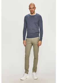 Szare spodnie Tom Tailor