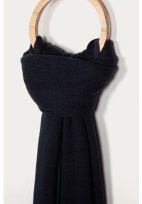 Niebieski szalik Tom Tailor Denim