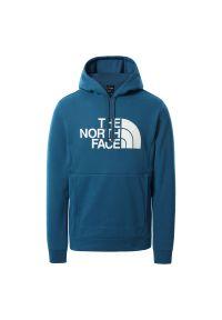 Bluza męska The North Face Berard Hoody A4965. Materiał: poliester, materiał, syntetyk. Sport: fitness