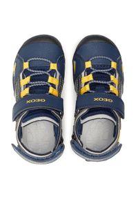 Niebieskie sandały Geox