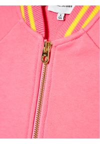 Różowa bluza Little Marc Jacobs