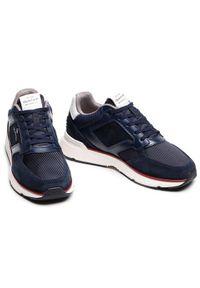 GANT - Gant Sneakersy Beeker 22633622 Granatowy. Kolor: niebieski