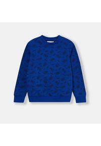 Niebieska bluza Sinsay