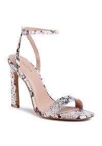 Beżowe sandały Aldo eleganckie