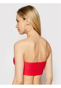 Seafolly Góra od bikini Essential 31034-640 Czerwony. Kolor: czerwony