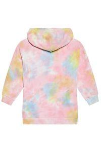 Bluza DKNY w kolorowe wzory