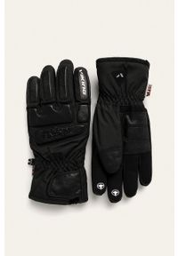 Viking - Rękawiczki. Kolor: czarny. Materiał: tkanina, materiał
