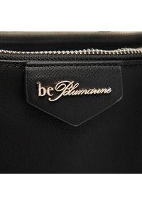 Czarna torebka klasyczna Blumarine skórzana