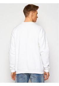 Local Heroes Bluza Vision SS21S0053 Biały Oversize. Kolor: biały