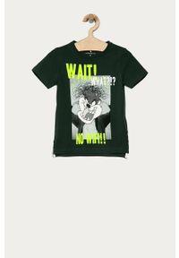 T-shirt Name it casualowy, na co dzień, z nadrukiem