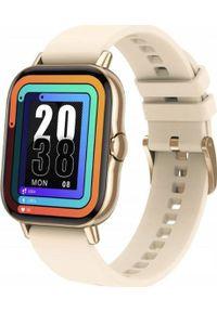 Smartwatch Bakeeley DT94 Beżowy. Rodzaj zegarka: smartwatch. Kolor: beżowy