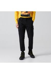 Czarne spodnie Cropp #1