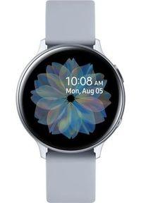 Szary zegarek SAMSUNG smartwatch