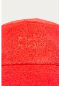Pomarańczowy kapelusz Billabong gładki