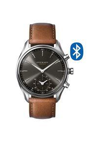 Kronaby Połączony wodoodporny zegarek A1000-0719 szekli. Styl: retro