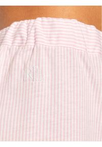 Lauren Ralph Lauren Szorty piżamowe ILN11794 Różowy #4