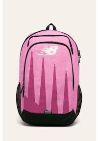 New Balance - Plecak. Kolor: różowy