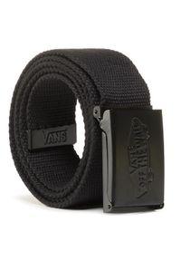 Vans - Pasek Męski VANS - Conductor II We VN0A31J2BLK1 Black. Kolor: czarny. Materiał: materiał