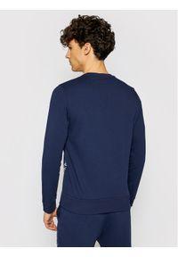 Polo Ralph Lauren Bluza Loop Back 714830291002 Granatowy Regular Fit. Typ kołnierza: polo. Kolor: niebieski