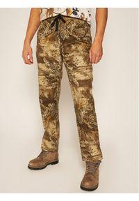 Beżowe spodnie HUF